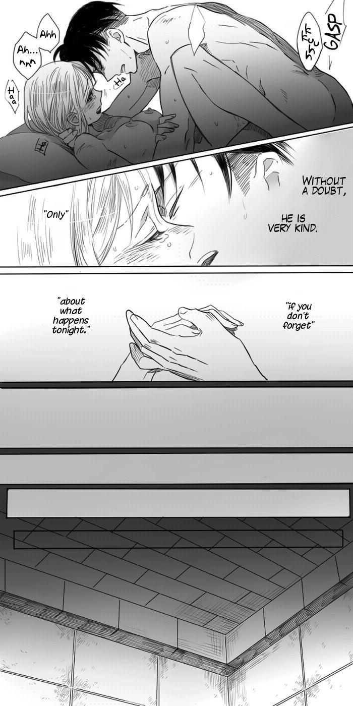 Levi × Petra Manga 45