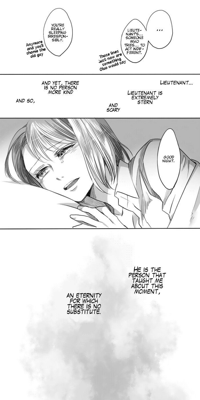Levi × Petra Manga 48