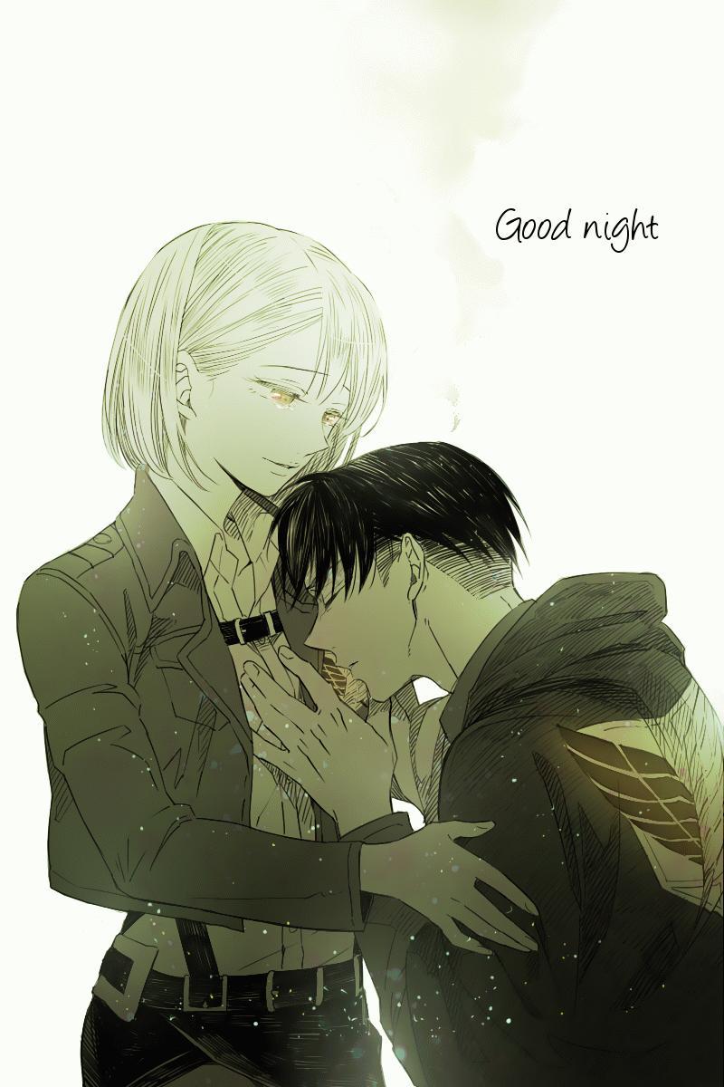Levi × Petra Manga 49
