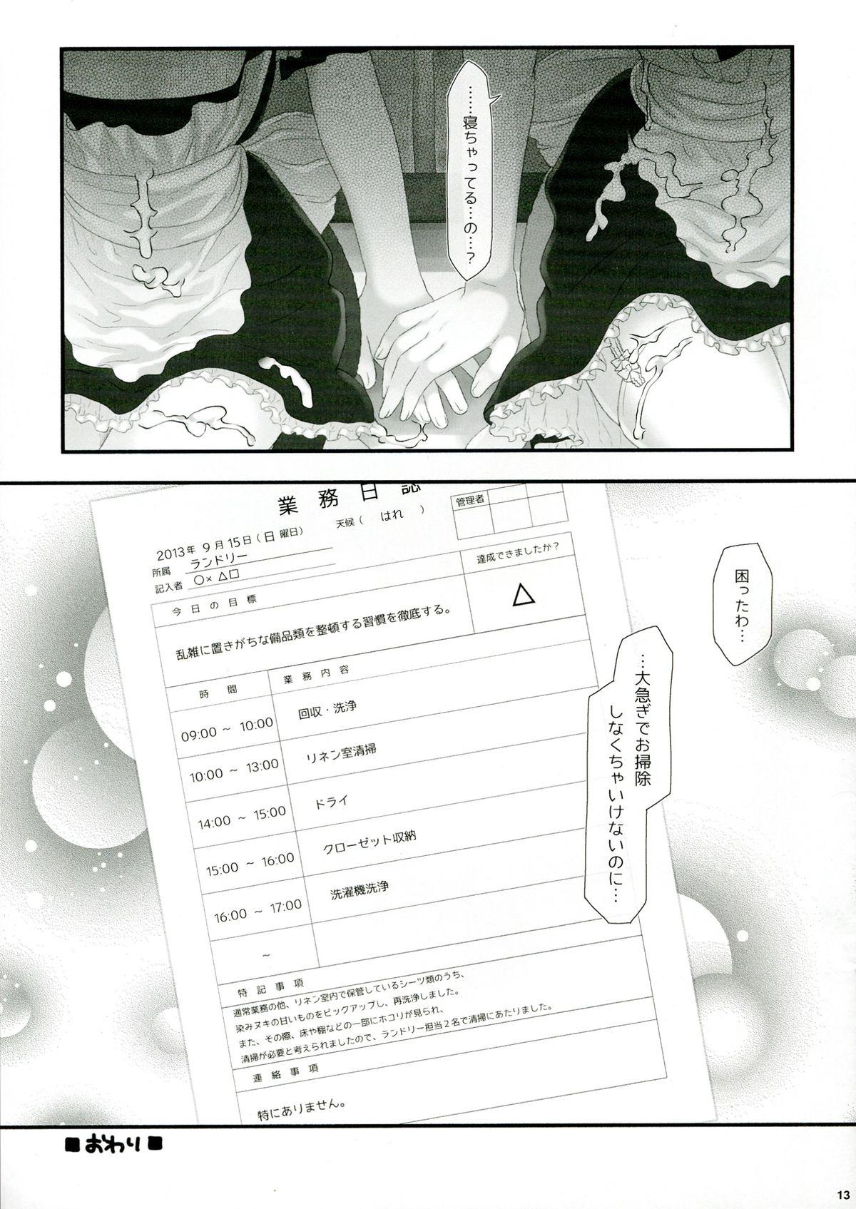 Neko Maid Gyoumu Nisshi 12
