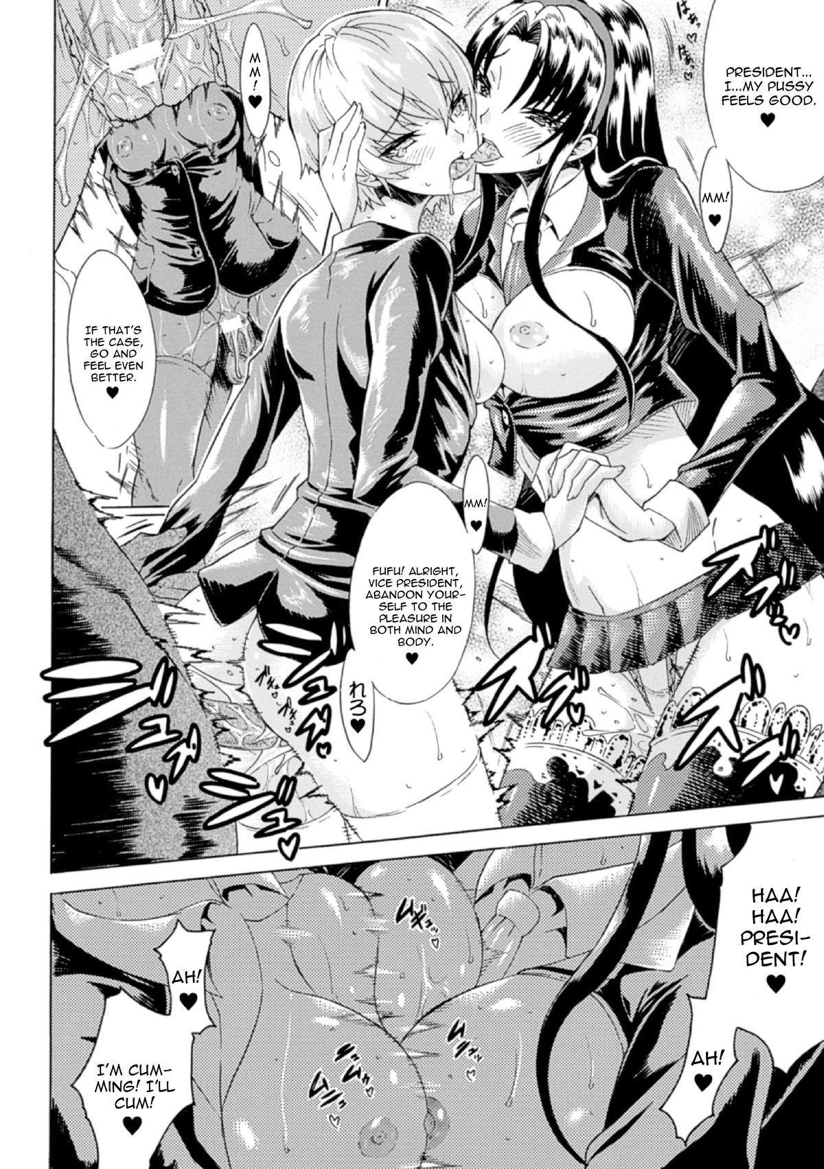 Shinsei Reizoku Seitokai 17