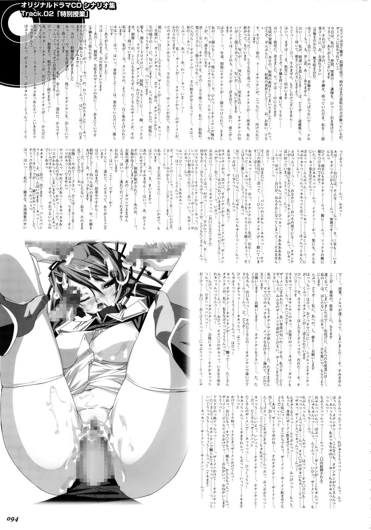 Saint Dorei Gakuen Visual Fan Book 101