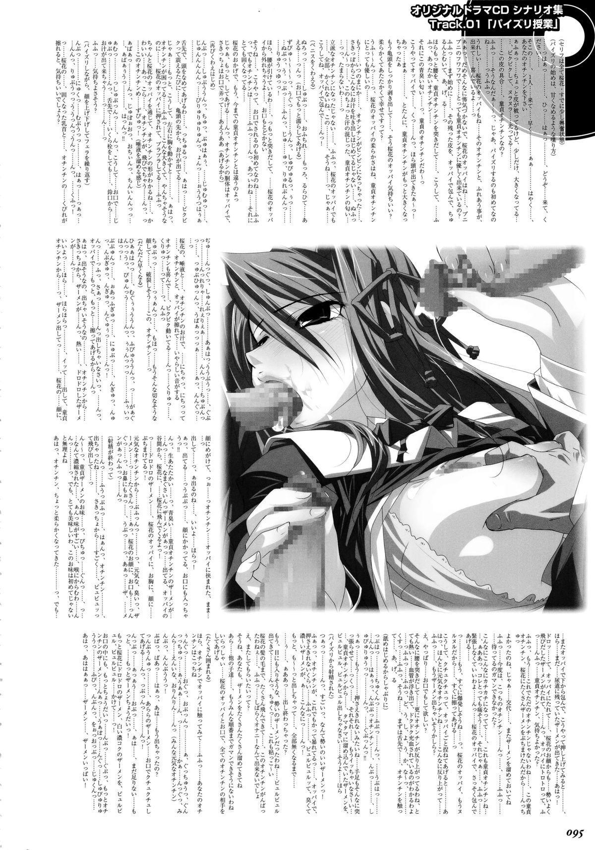Saint Dorei Gakuen Visual Fan Book 102