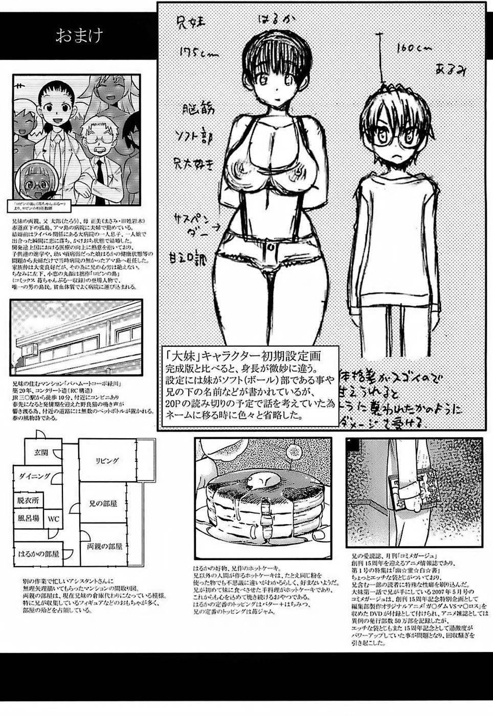 Oh! Imoto 122