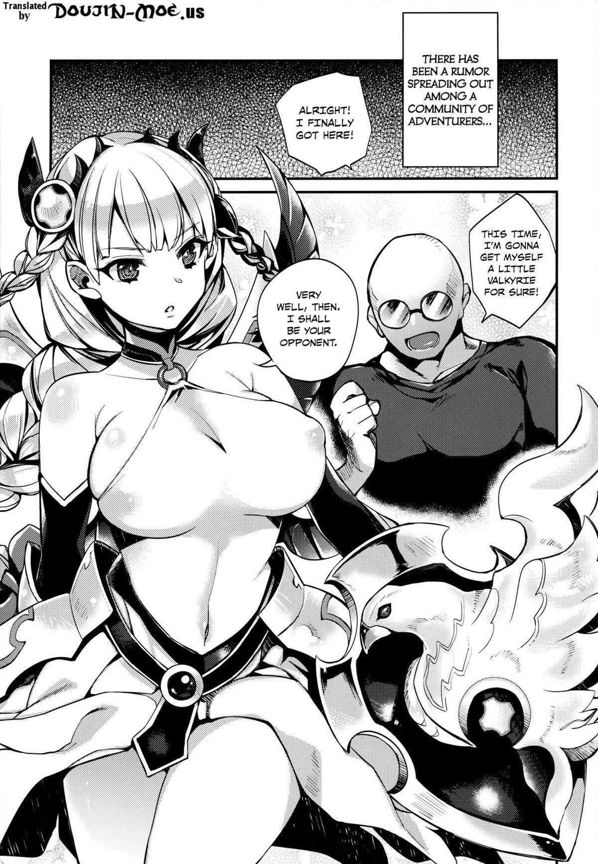 Goddess Drop 1