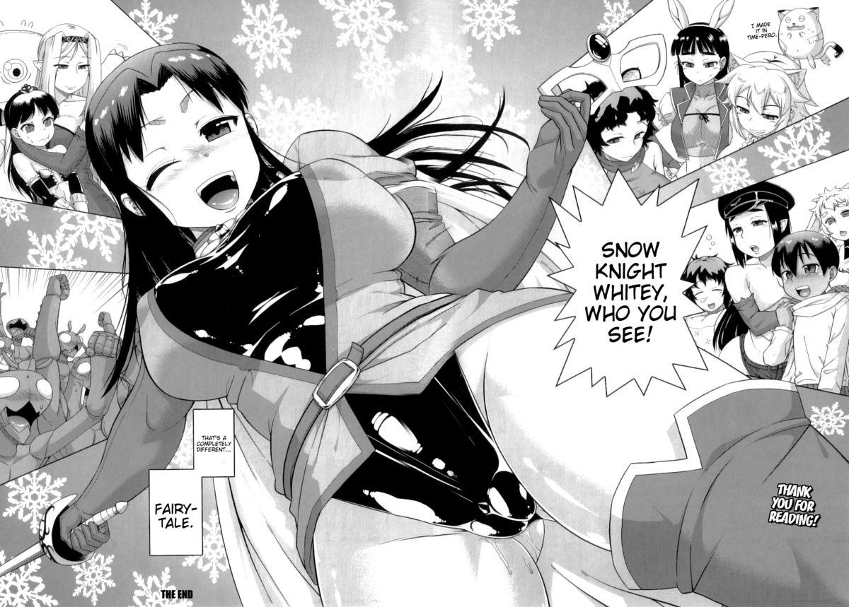 Snow Knight Whitey 179