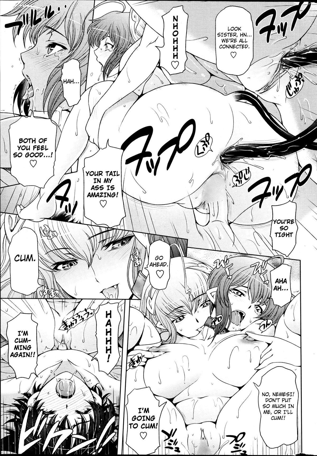 Majo to Inma to Kawaii Odeshi | The Witch, The Succubus, And The Cute Apprentice Ch. 1-10 & Extra 121