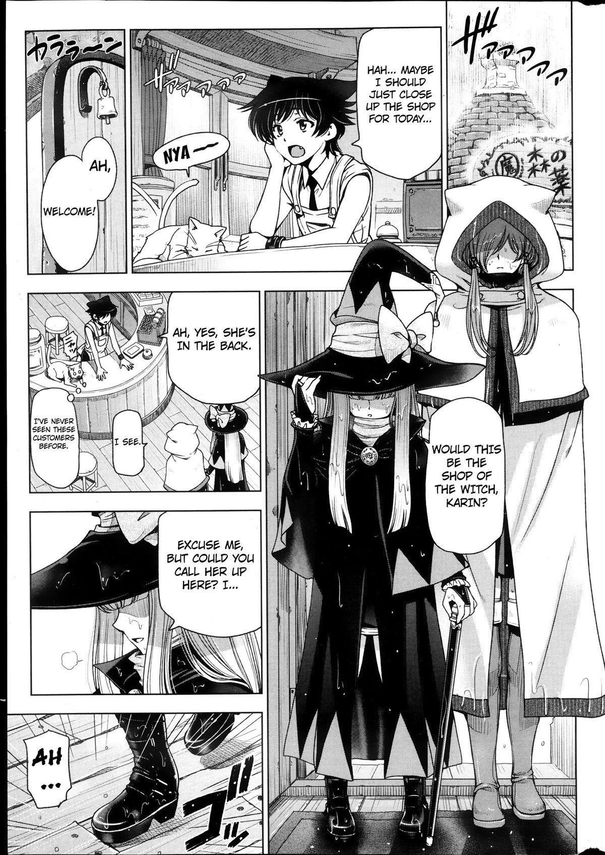 Majo to Inma to Kawaii Odeshi | The Witch, The Succubus, And The Cute Apprentice Ch. 1-10 & Extra 149