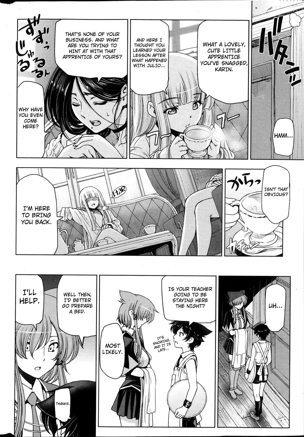 Majo to Inma to Kawaii Odeshi | The Witch, The Succubus, And The Cute Apprentice Ch. 1-10 & Extra 152
