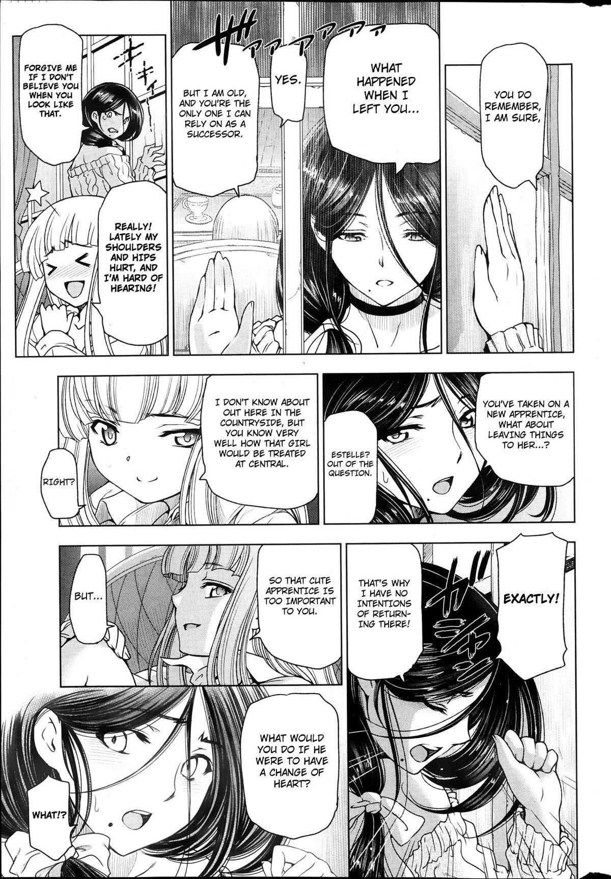 Majo to Inma to Kawaii Odeshi | The Witch, The Succubus, And The Cute Apprentice Ch. 1-10 & Extra 155