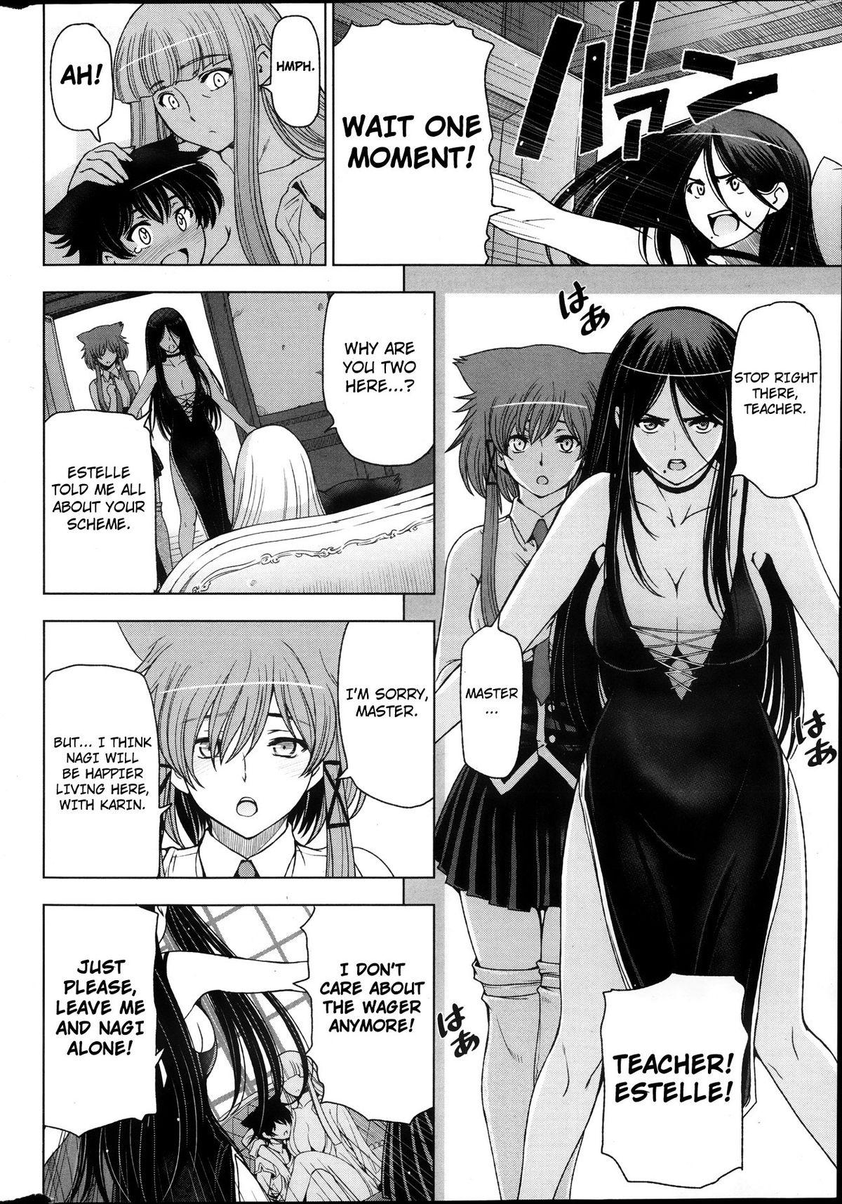 Majo to Inma to Kawaii Odeshi | The Witch, The Succubus, And The Cute Apprentice Ch. 1-10 & Extra 194