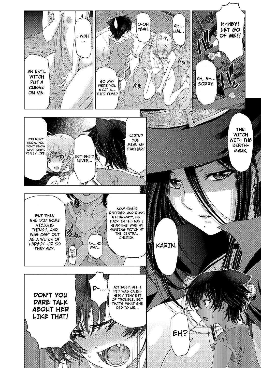 Majo to Inma to Kawaii Odeshi | The Witch, The Succubus, And The Cute Apprentice Ch. 1-10 & Extra 25