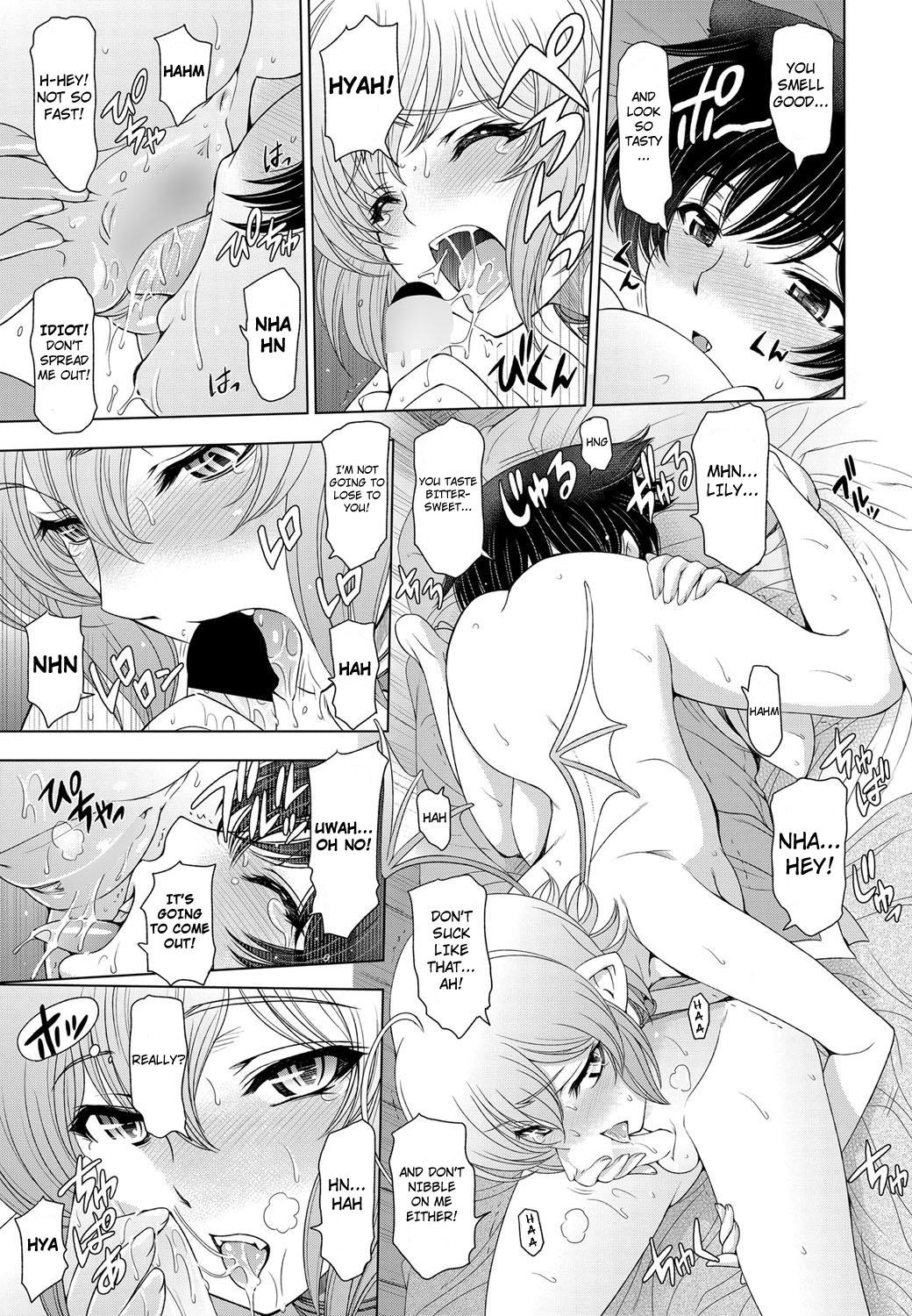 Majo to Inma to Kawaii Odeshi | The Witch, The Succubus, And The Cute Apprentice Ch. 1-10 & Extra 30
