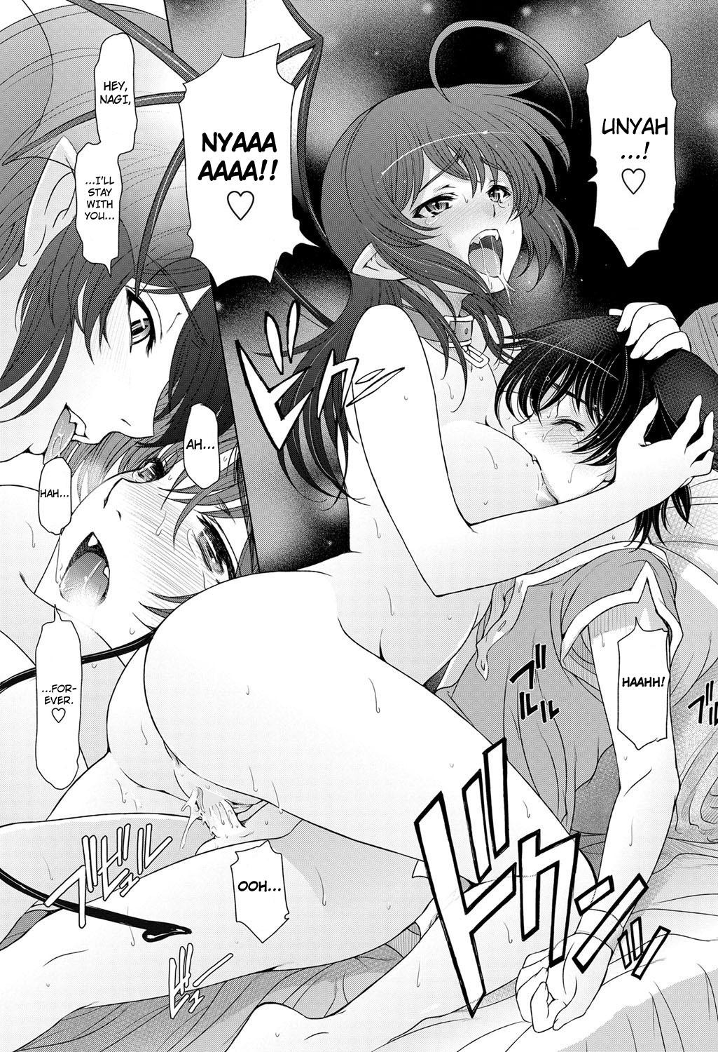 Majo to Inma to Kawaii Odeshi | The Witch, The Succubus, And The Cute Apprentice Ch. 1-10 & Extra 36