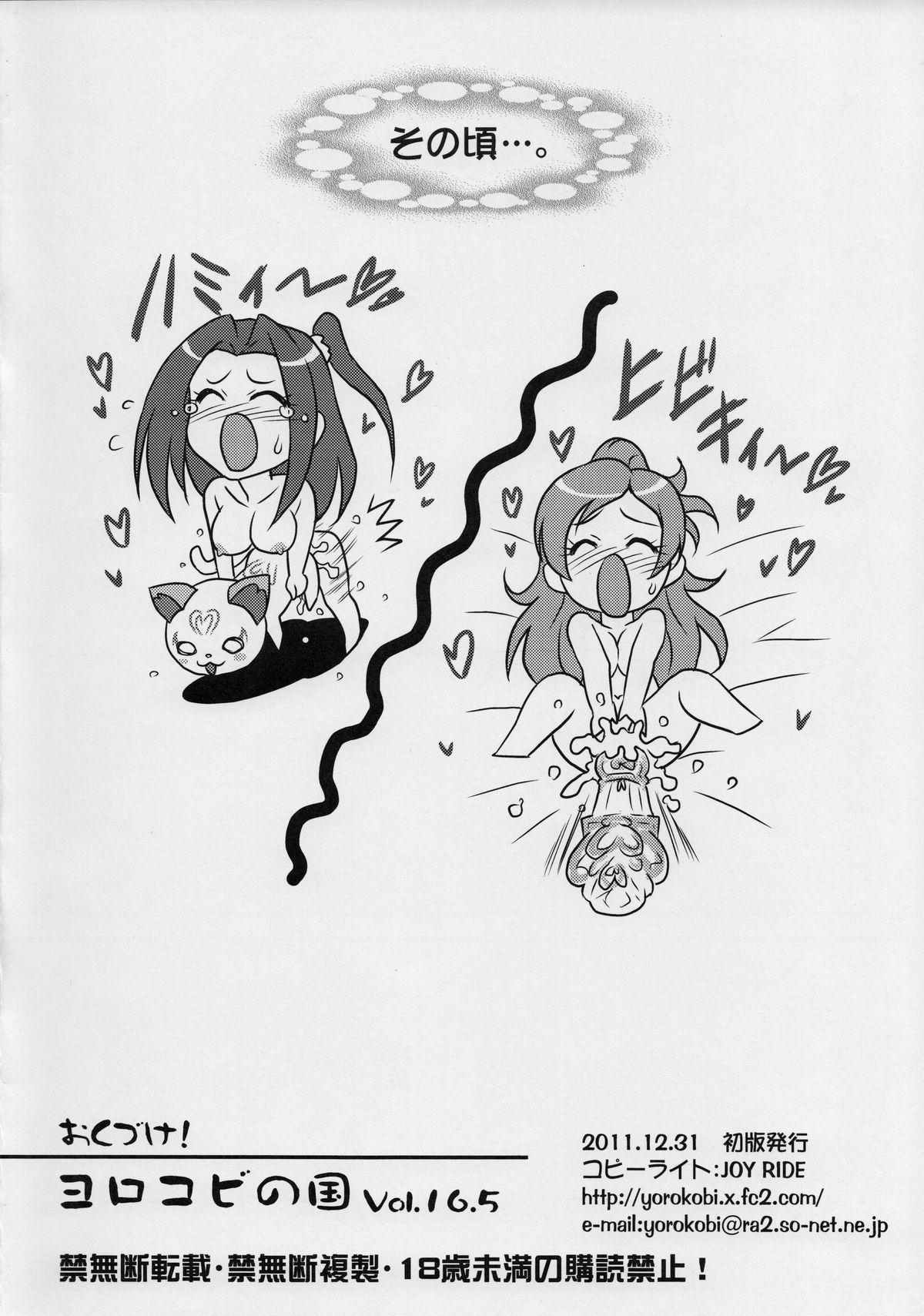 Yorokobi no Kuni Vol.16.5 C81 Gentei Hanpu! 7