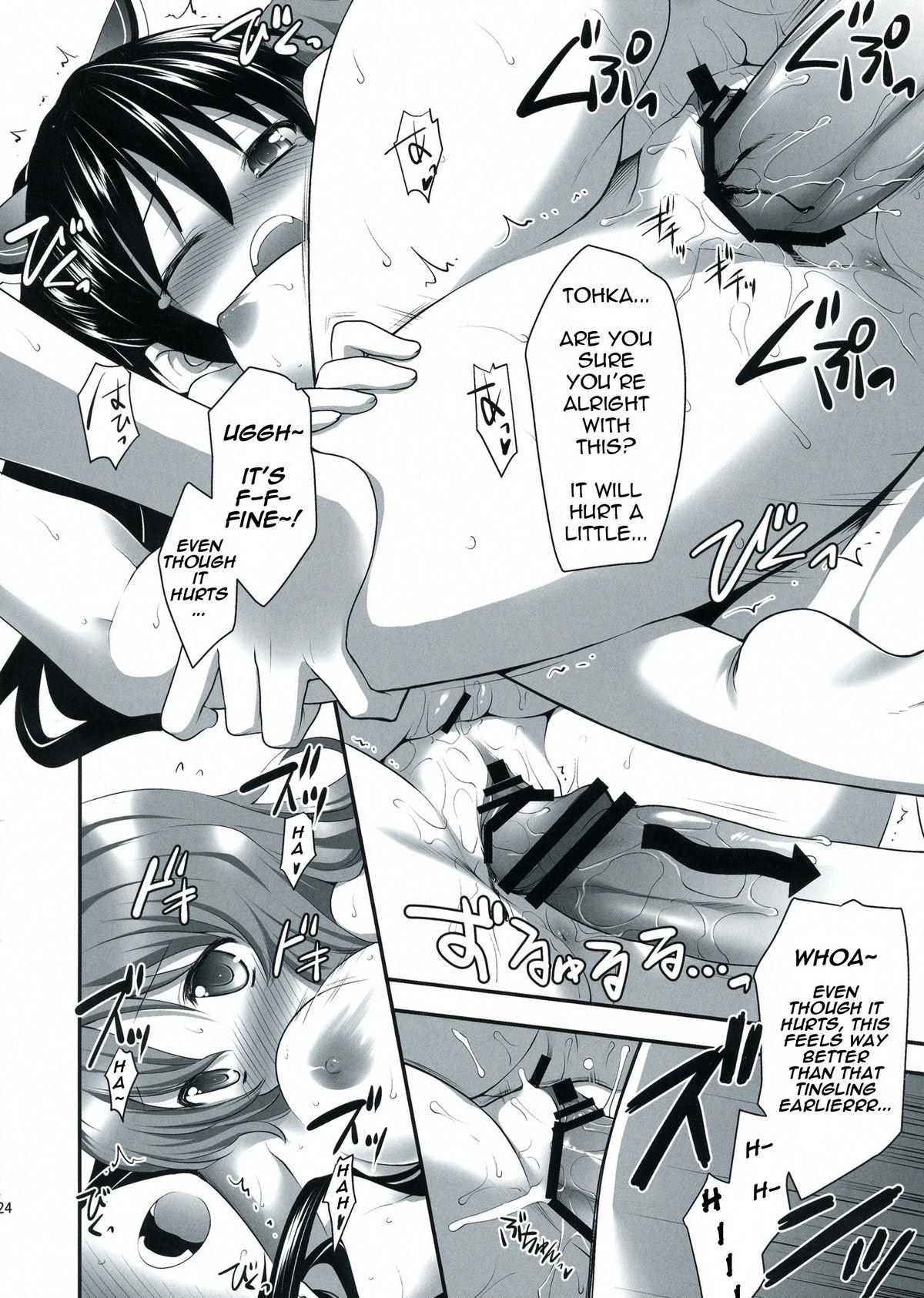 HIGHSCHOOL OF THE DATE 23