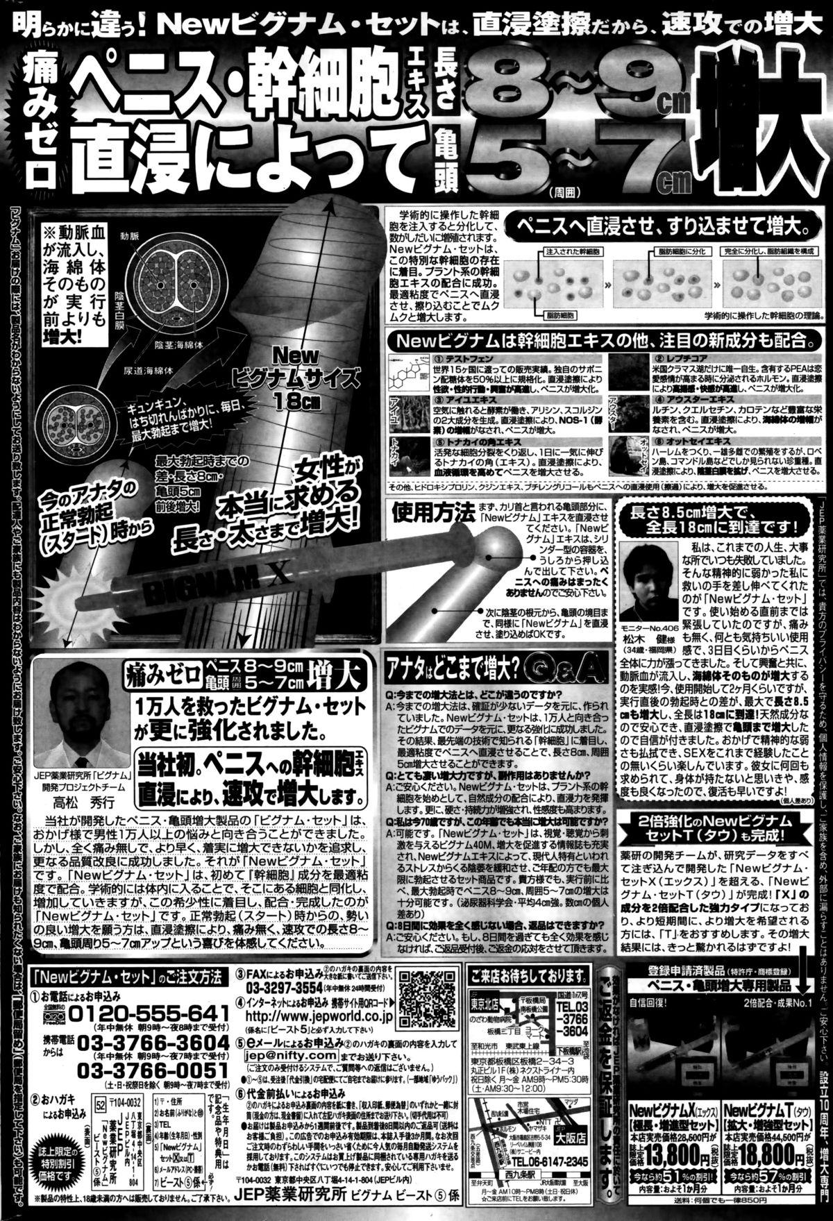 Comic Kairakuten BEAST 2014-06 287