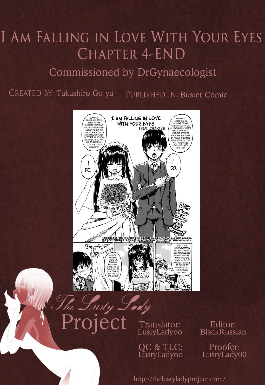 Kimi no Hitomi ni Koishiteru | I Am Falling in Love With Your Eyes Ch. 1-4 160