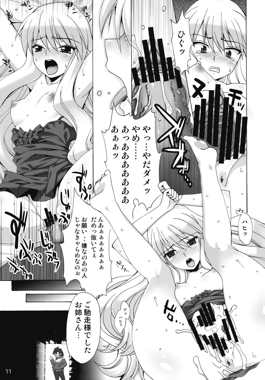 Boku wa motto Louise to Sex suru!! 9