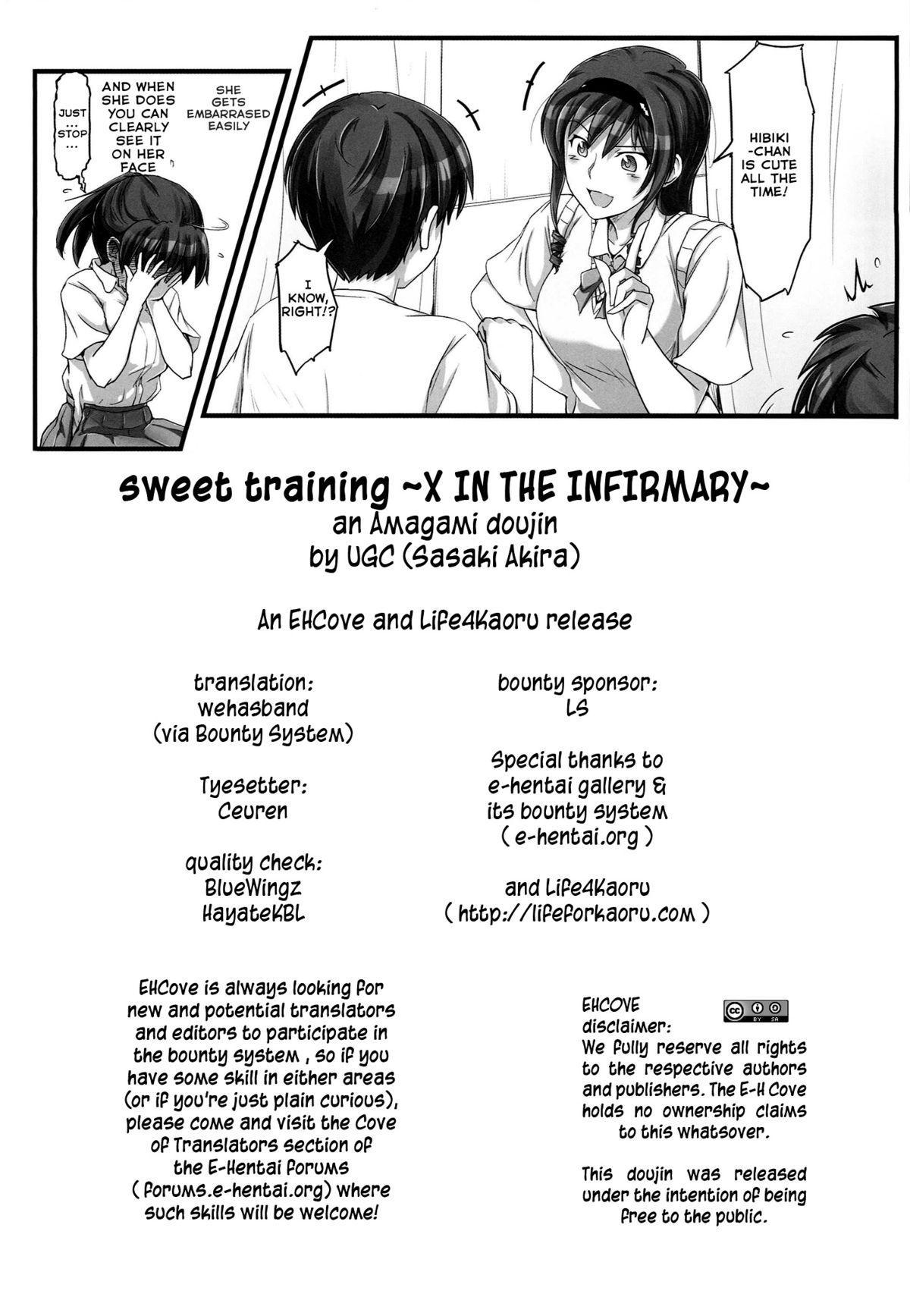 sweet training 28