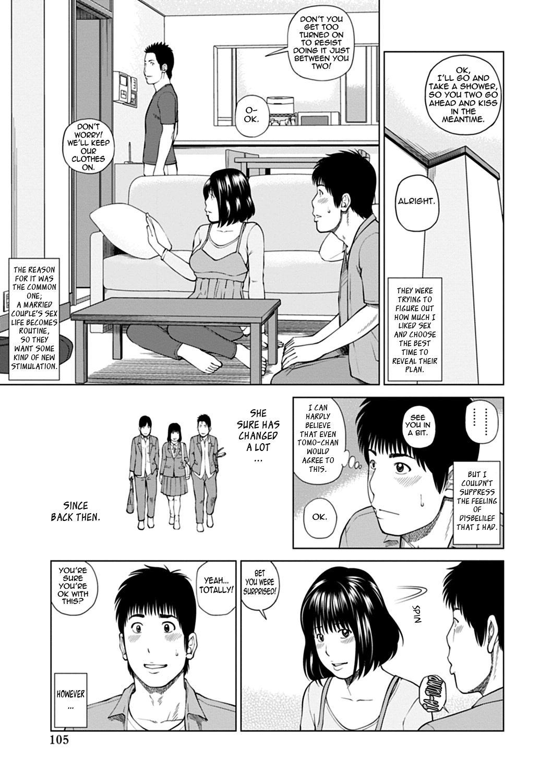 [Kuroki Hidehiko] 36-sai Injuku Sakari Tsuma   36-Year-Old Randy Mature Wife Ch. 1-6 [English] {Tadanohito} 104