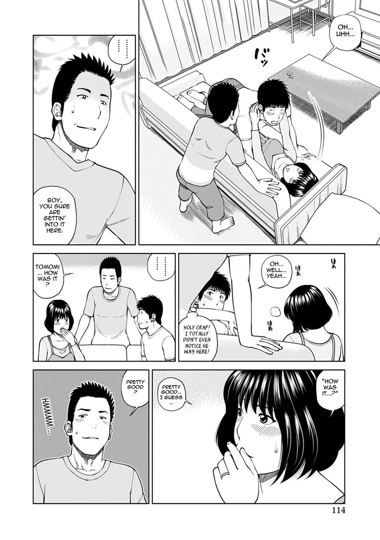 [Kuroki Hidehiko] 36-sai Injuku Sakari Tsuma   36-Year-Old Randy Mature Wife Ch. 1-6 [English] {Tadanohito} 113