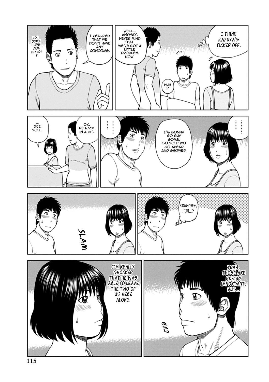 [Kuroki Hidehiko] 36-sai Injuku Sakari Tsuma   36-Year-Old Randy Mature Wife Ch. 1-6 [English] {Tadanohito} 114