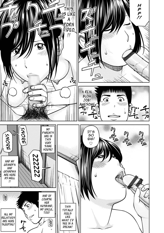 [Kuroki Hidehiko] 36-sai Injuku Sakari Tsuma   36-Year-Old Randy Mature Wife Ch. 1-6 [English] {Tadanohito} 16