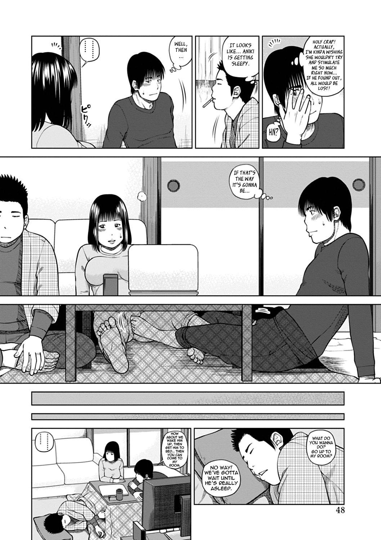[Kuroki Hidehiko] 36-sai Injuku Sakari Tsuma   36-Year-Old Randy Mature Wife Ch. 1-6 [English] {Tadanohito} 46