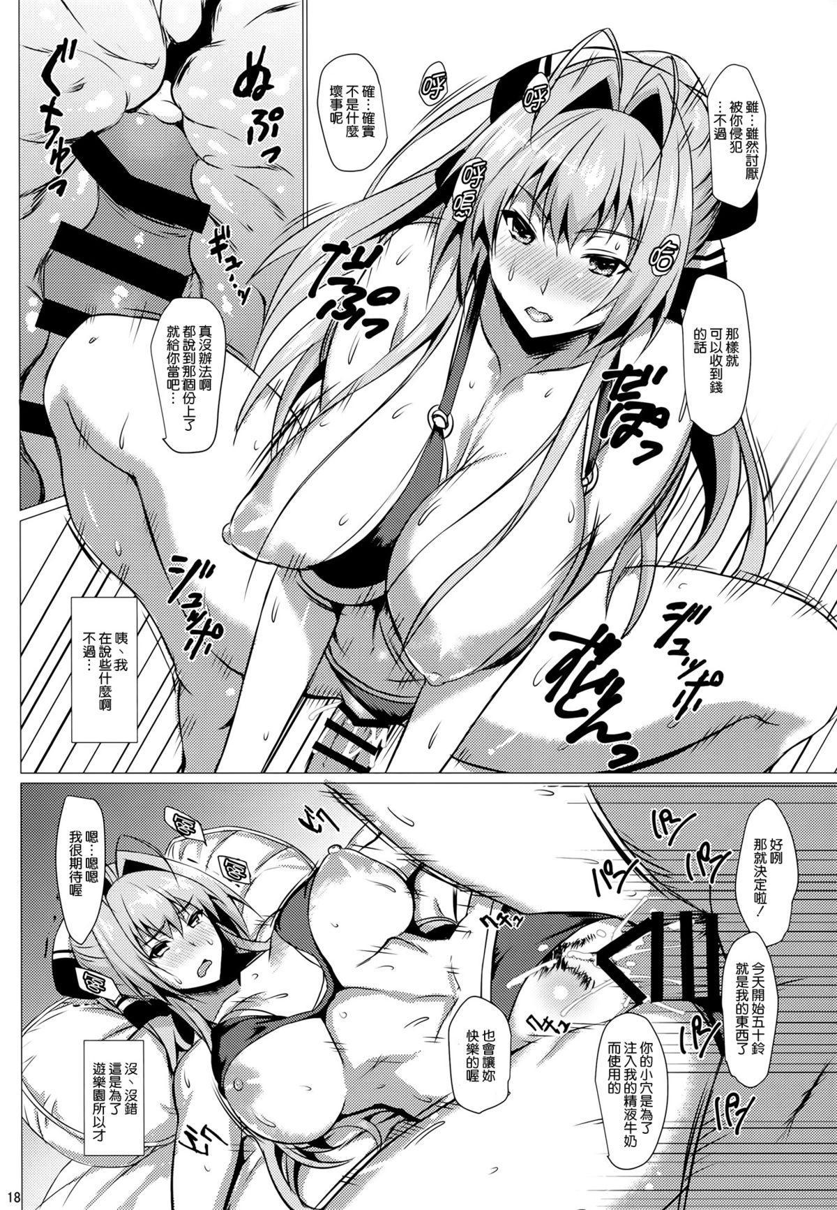 Hisho ga Tsukaeru! 17