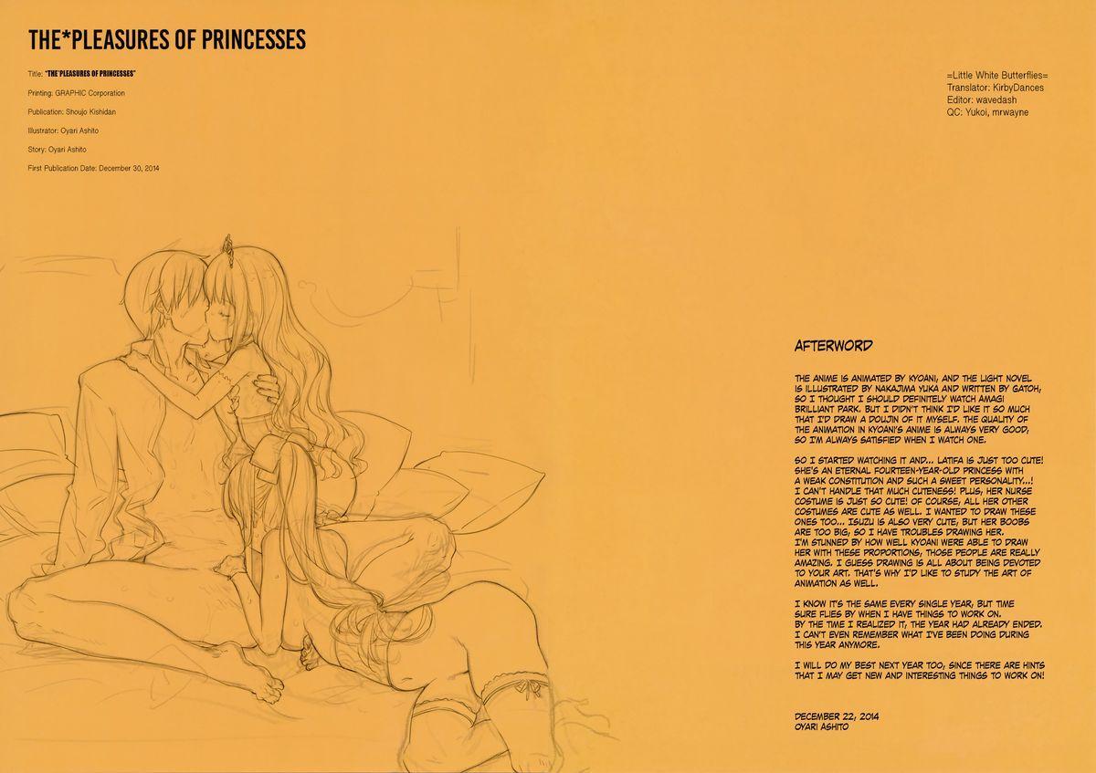 THE*PLEASURES OF PRINCESSES 27