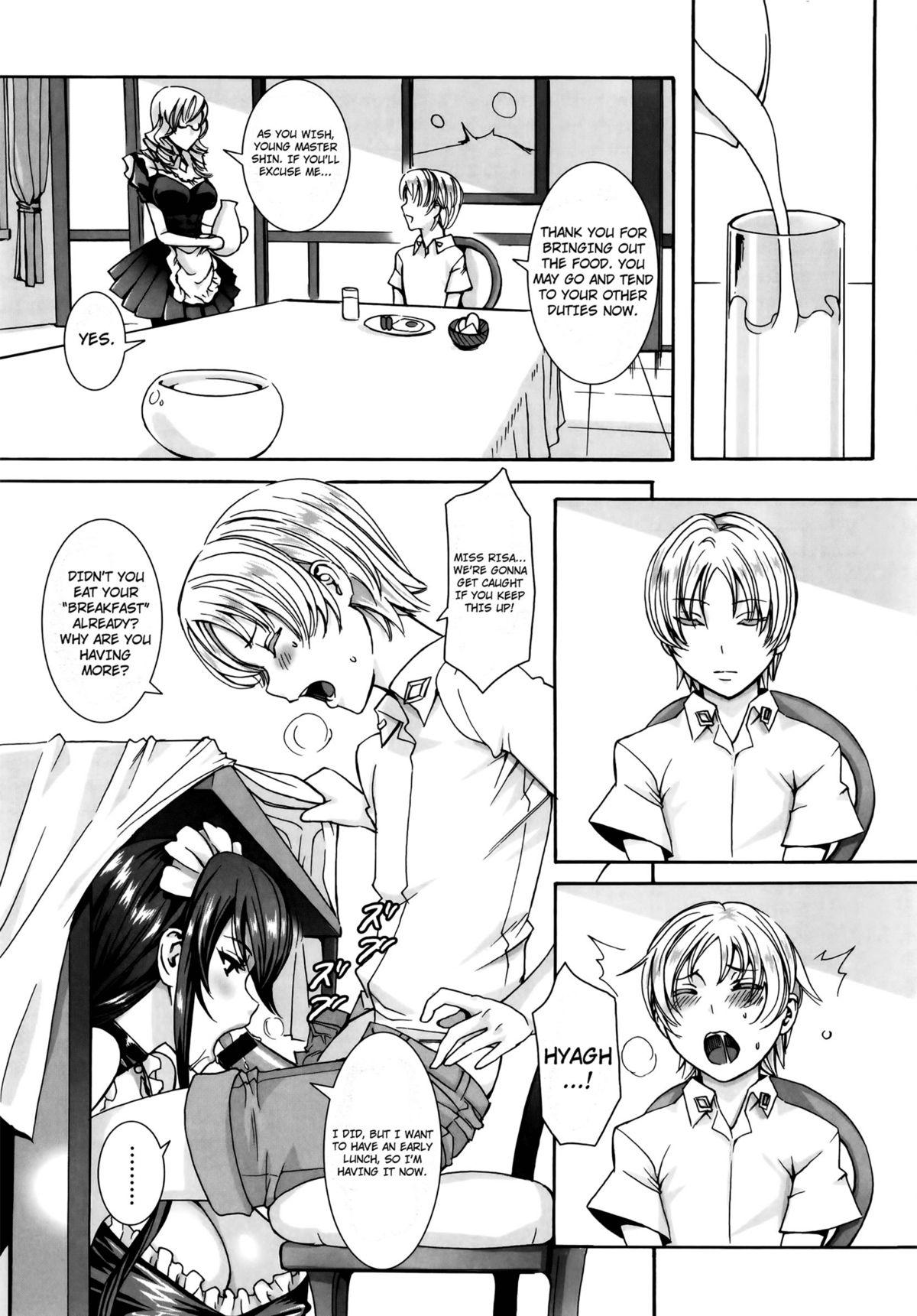 Takusan Meshiagare Goshujin-sama   Please Help Yourself, Master! 24