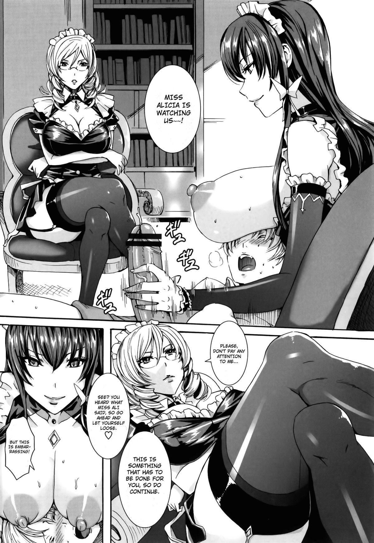Takusan Meshiagare Goshujin-sama   Please Help Yourself, Master! 37
