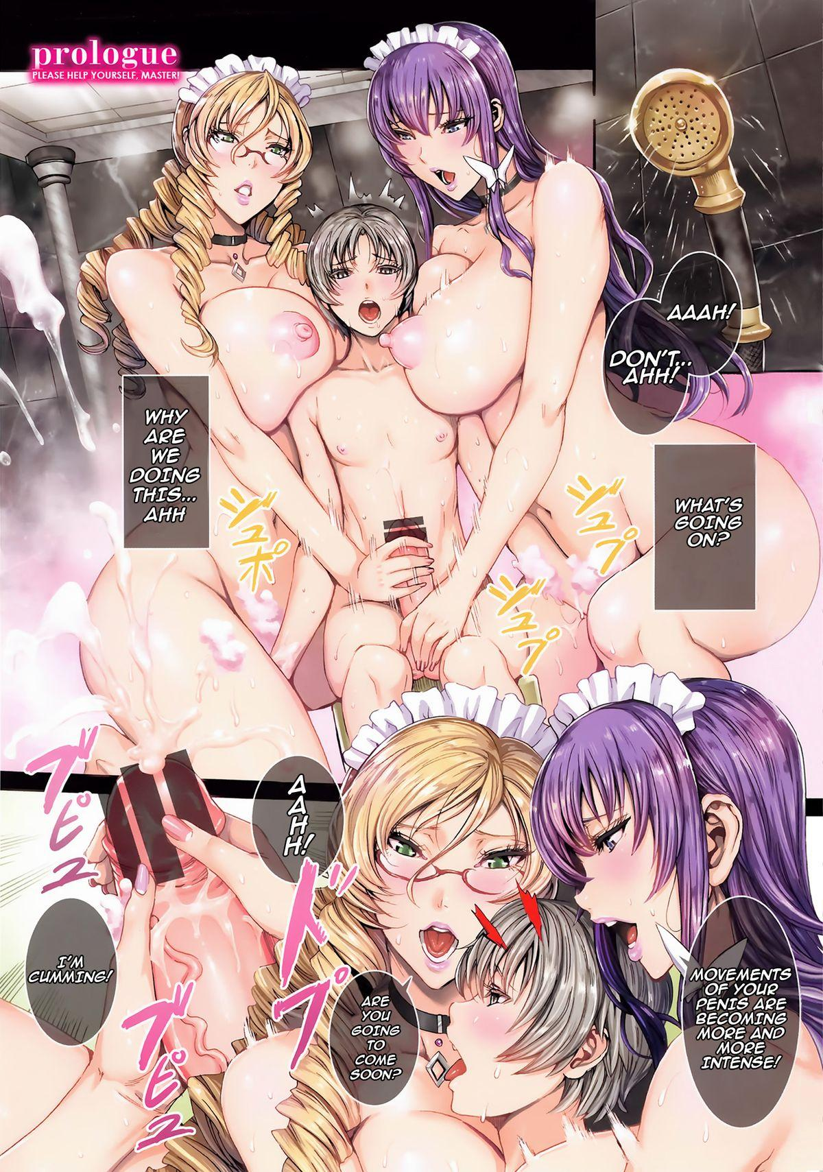 Takusan Meshiagare Goshujin-sama   Please Help Yourself, Master! 3