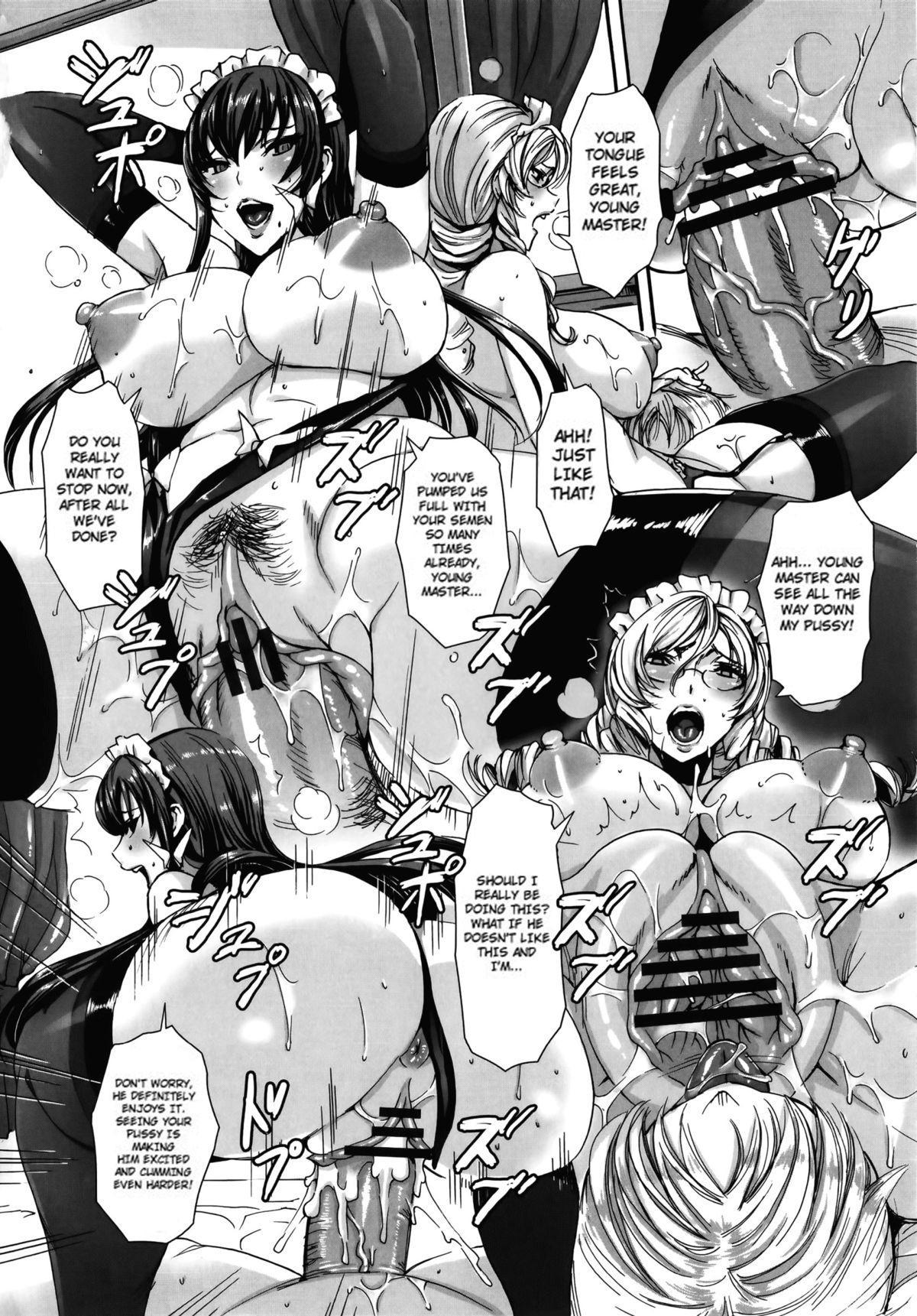 Takusan Meshiagare Goshujin-sama   Please Help Yourself, Master! 77
