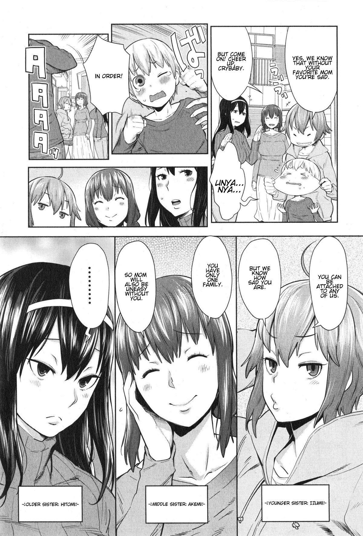 Onee-chan Mama no Funtou 2