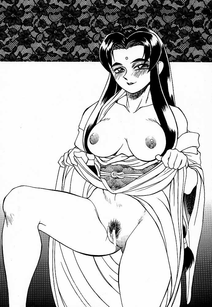 Ketsu! Megaton A 68