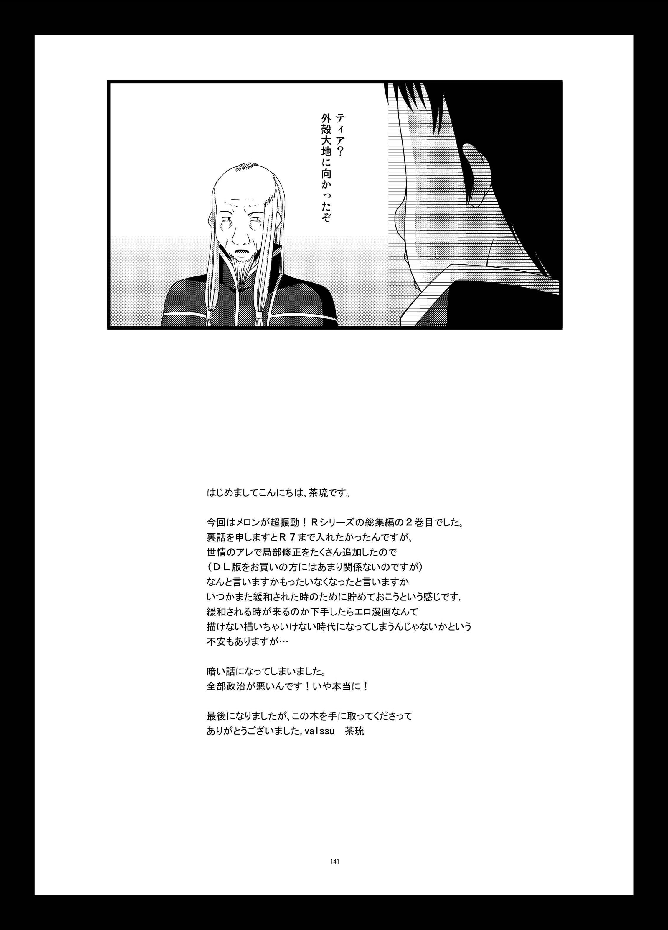 Melon ga Chou Shindou! R Soushuuhen II 140