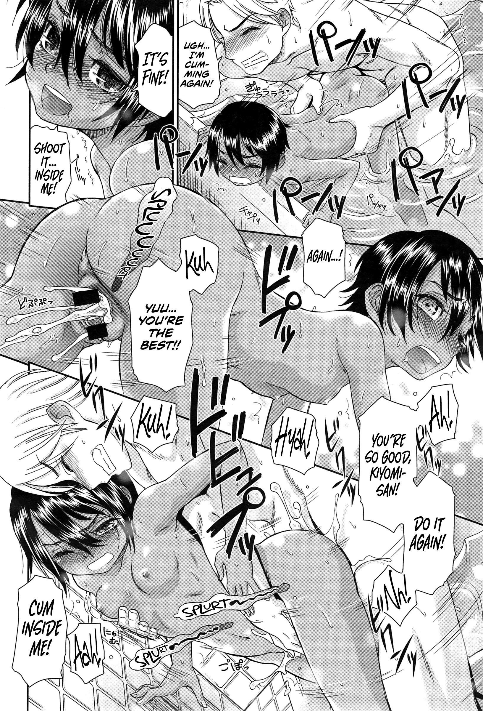 [Momonosuke] Otonari-san no Yuu-kun (COMIC anthurium 023 2015-03) [English] [Team Koinaka] 17