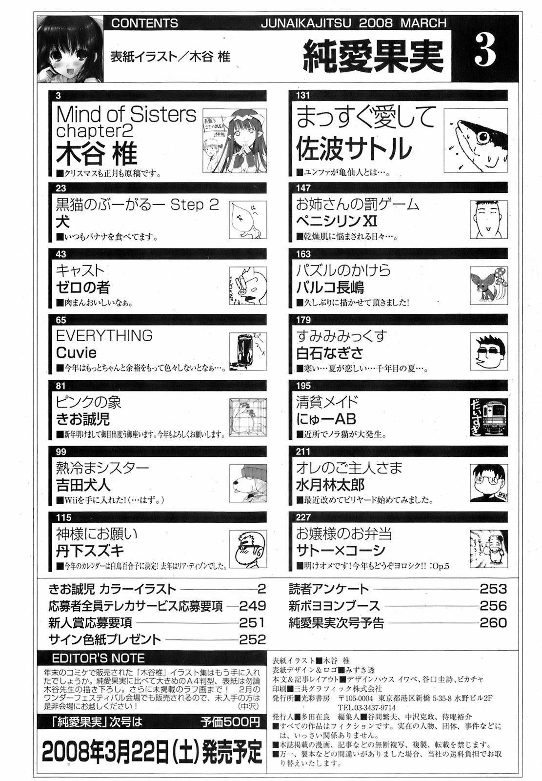 Jun-ai Kajitsu 2008-03 263