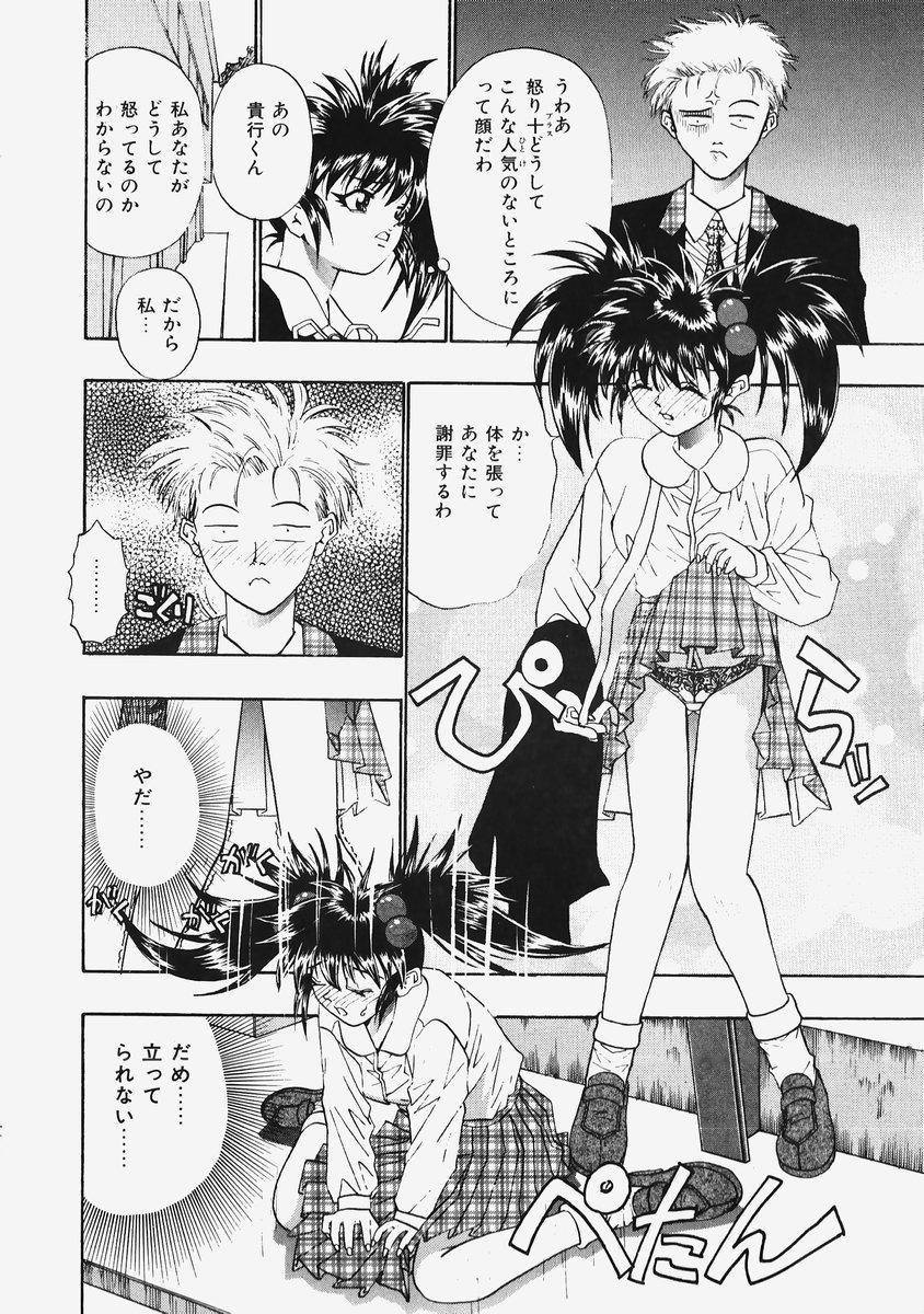 Himitsu no Koi Monogatari - Secret Love Story 13