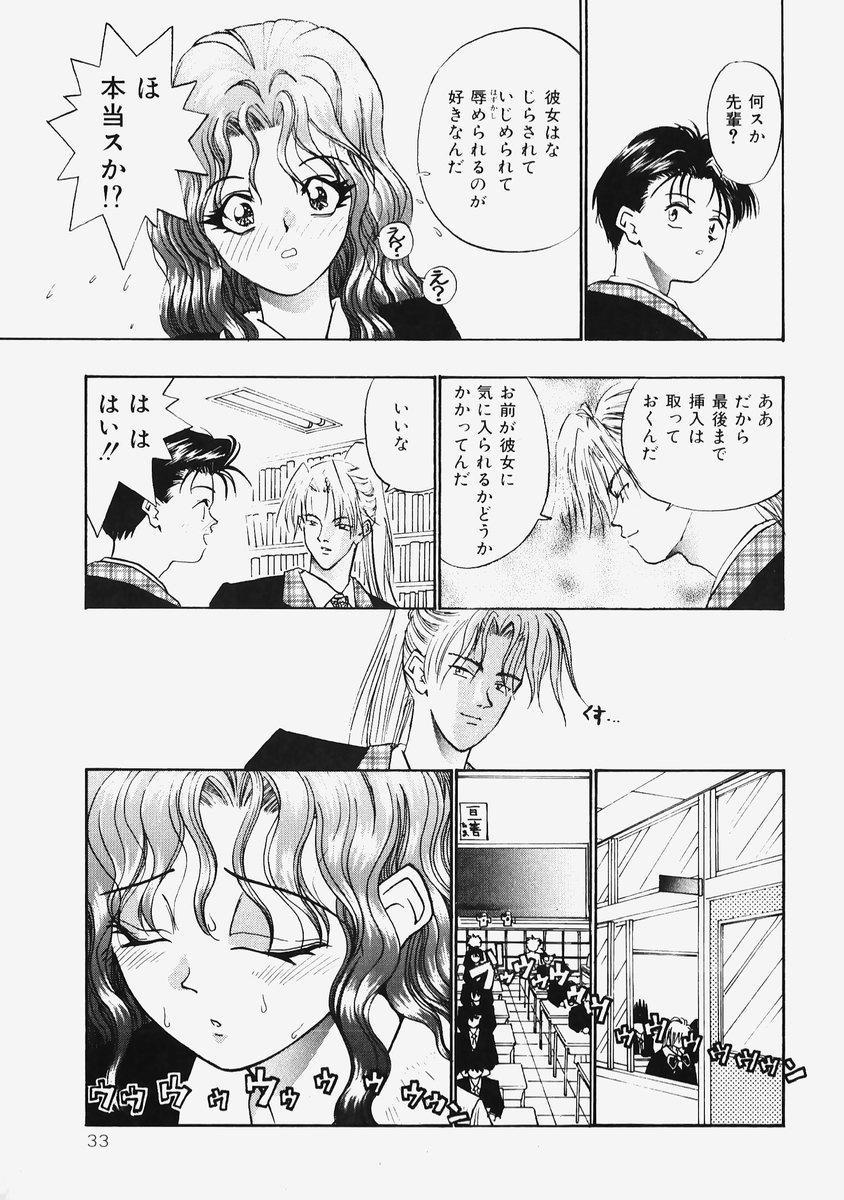 Himitsu no Koi Monogatari - Secret Love Story 34