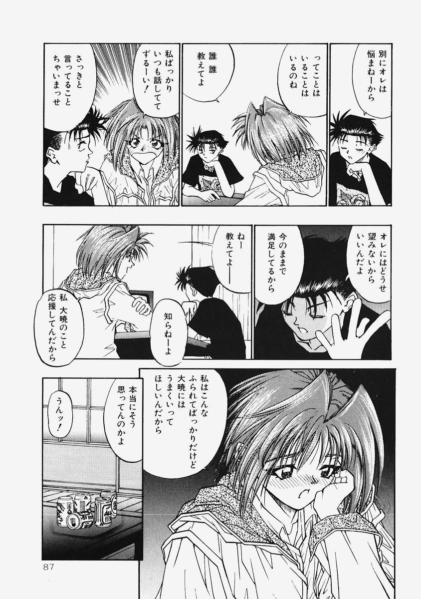 Himitsu no Koi Monogatari - Secret Love Story 88