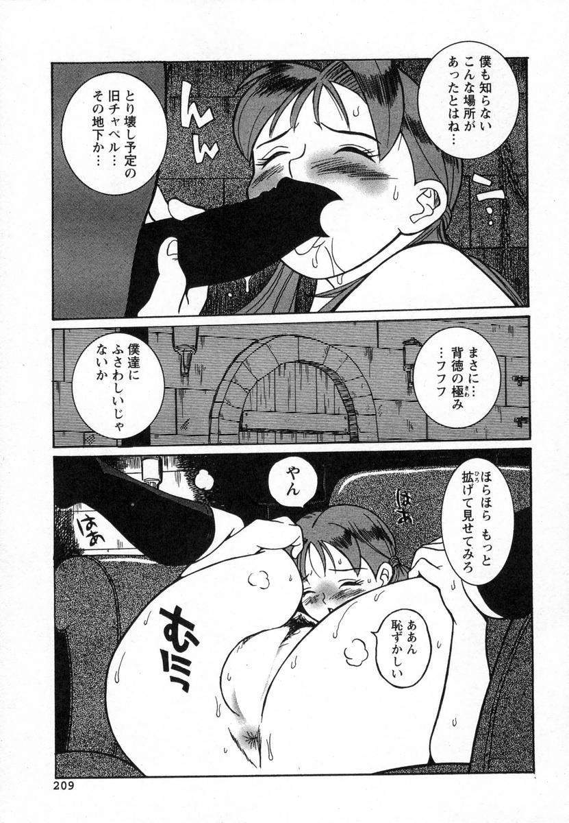Tokubetsu Shinsatsushitsu 211