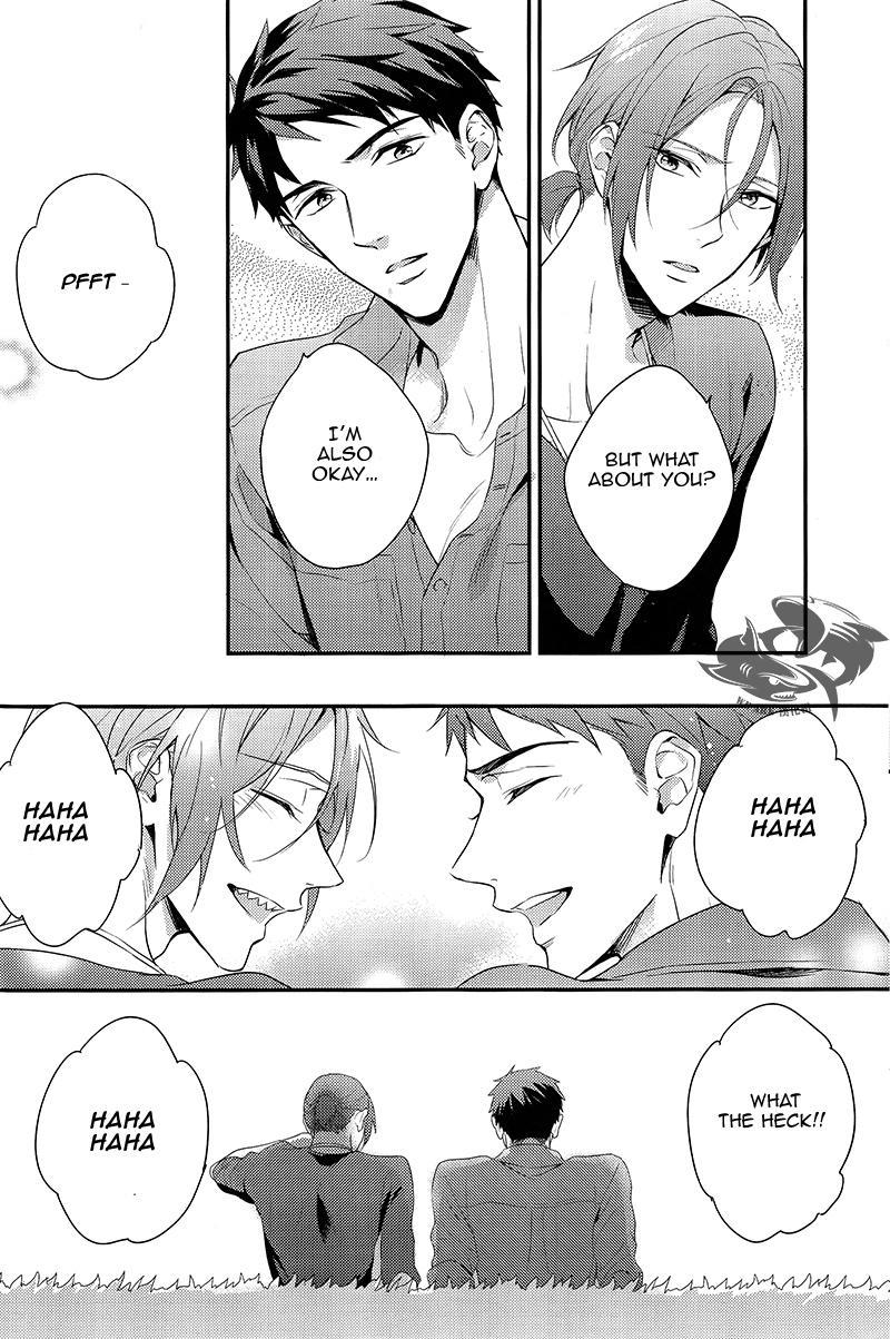 Yasashii Dokusen Yoku Zenpen | Gentle Possessiveness prequel 6