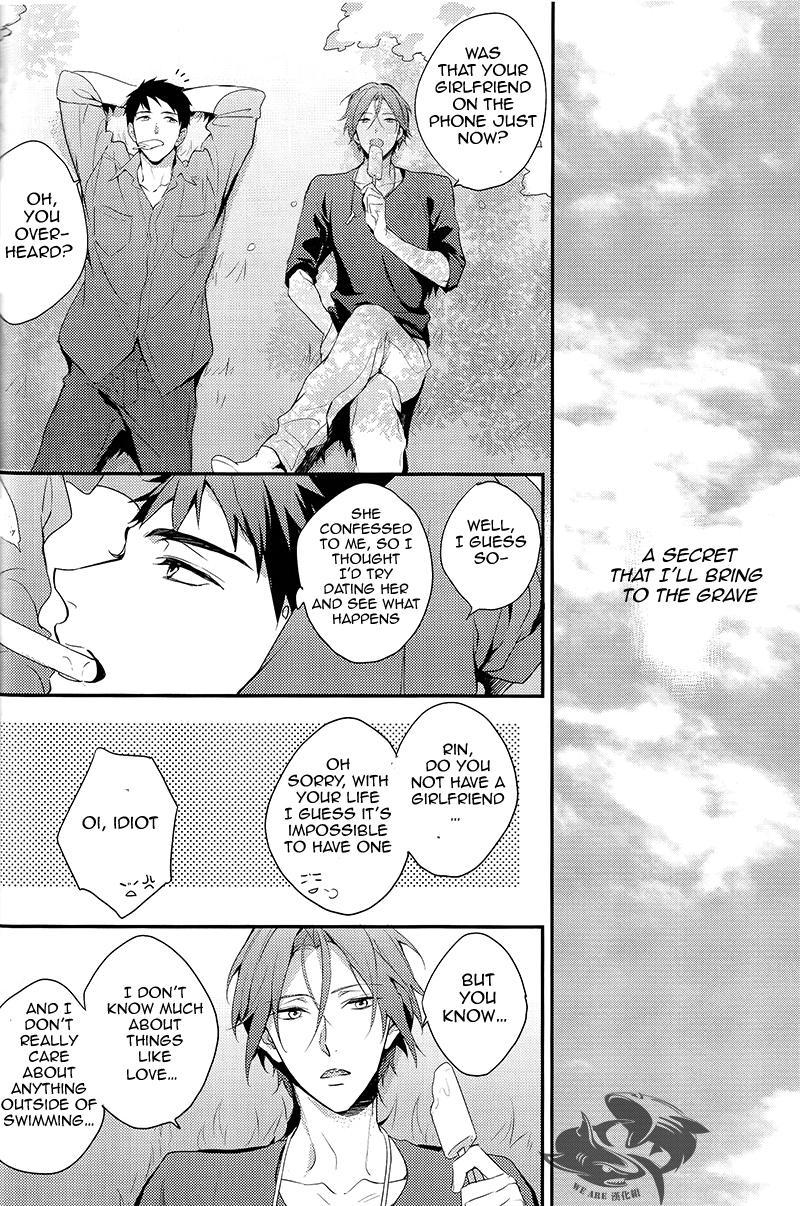 Yasashii Dokusen Yoku Zenpen | Gentle Possessiveness prequel 8
