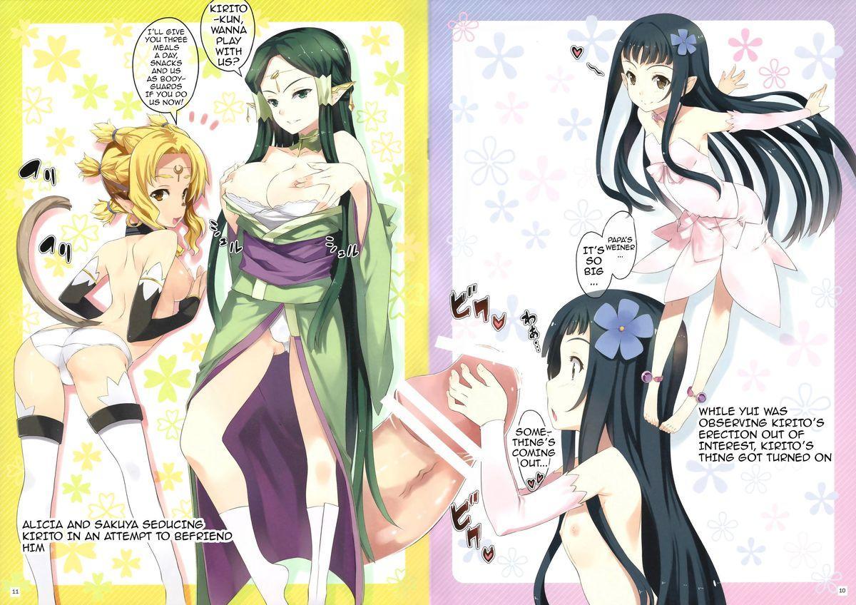 Sword Art Heroines 2 5