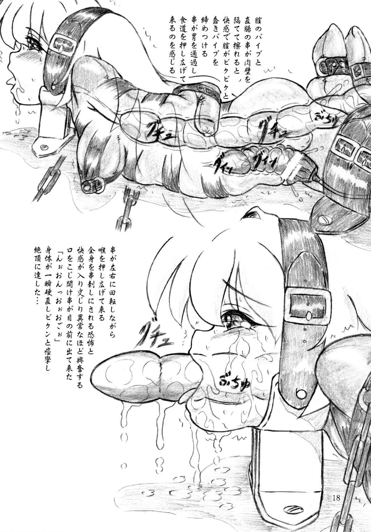 Seiyoku Shinryousho 17