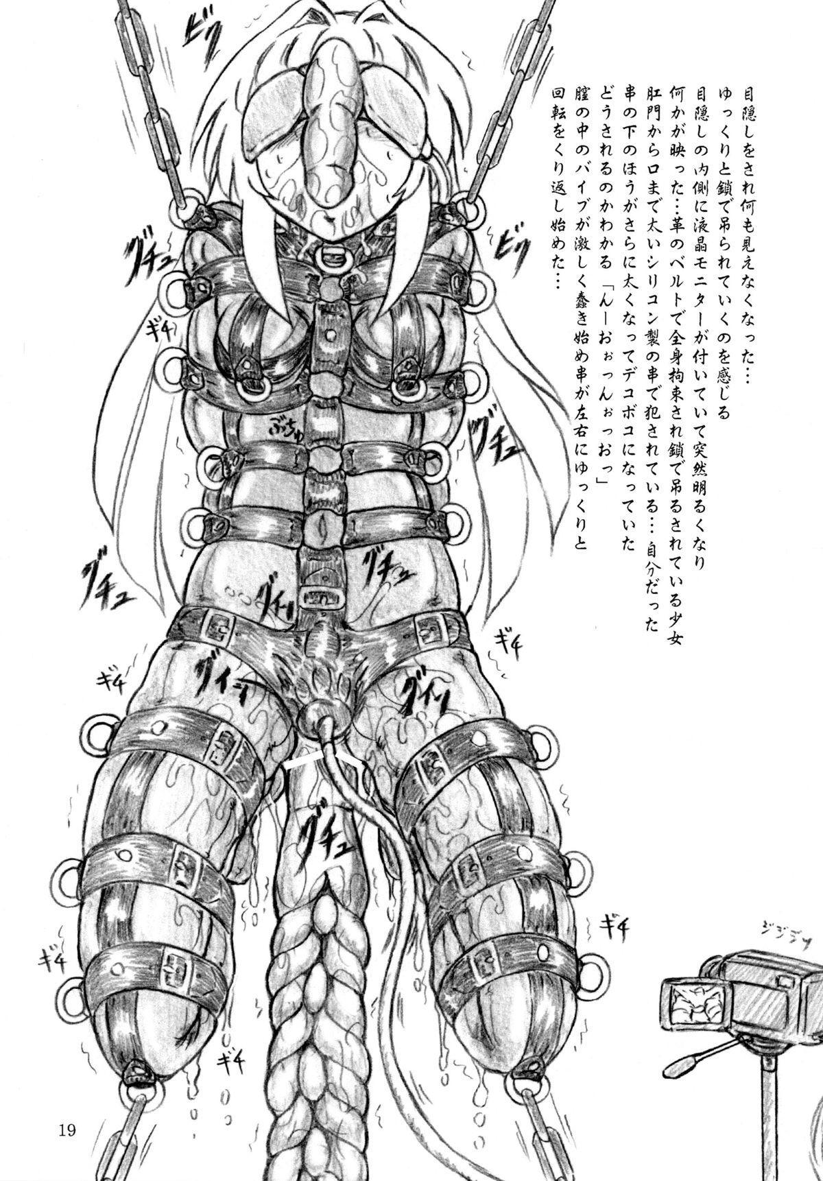 Seiyoku Shinryousho 18