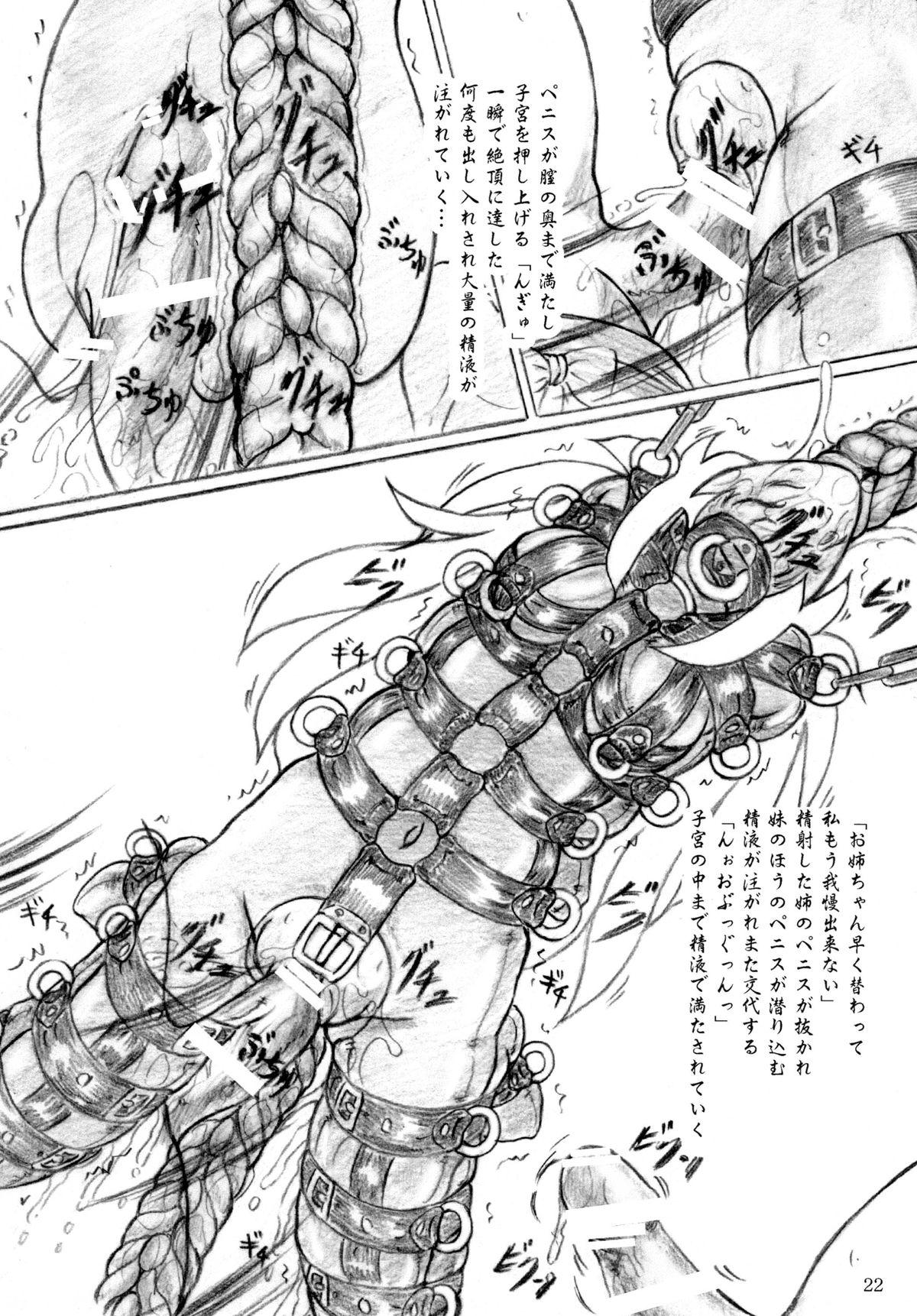 Seiyoku Shinryousho 21